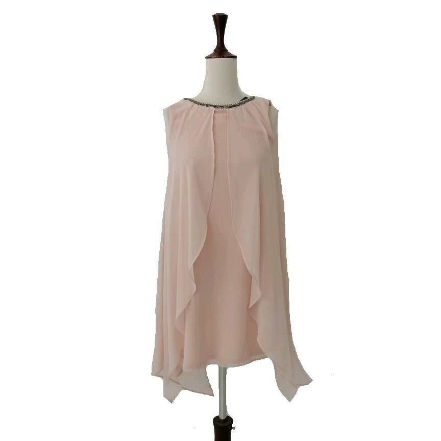 Atmosphere Blush Sequins Top | Brand New |