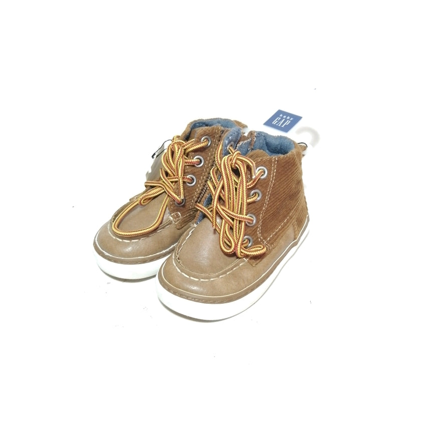 Baby Gap Brown Corduroy Shoes (size 5)