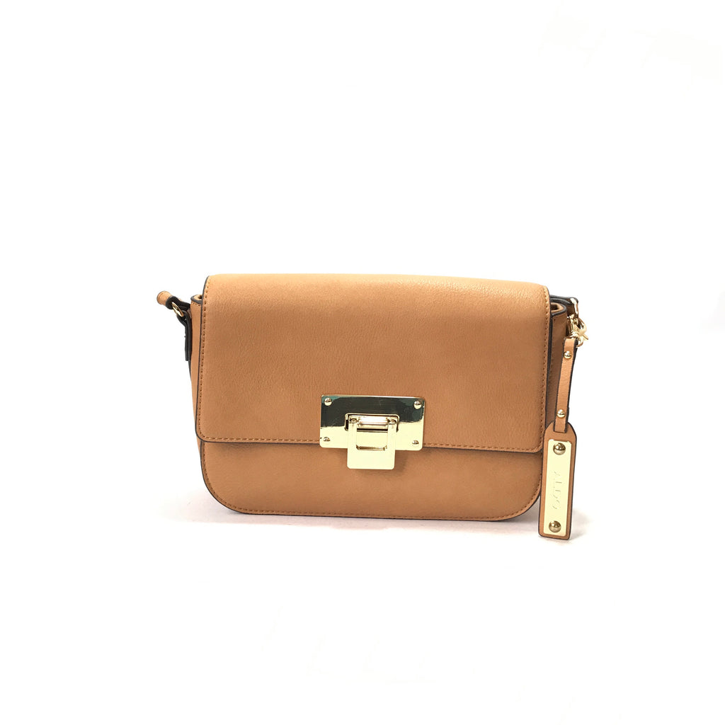 Aldo Tan Crossbody Bag | Pre Loved |