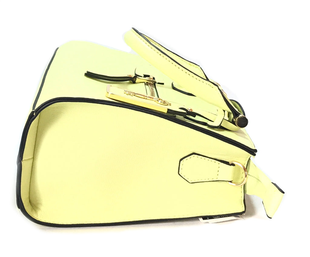 ALDO Lime Satchel | Brand New | - Secret Stash