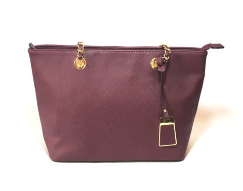 ALDO Purple 'Jambu' Tote | Brand New |