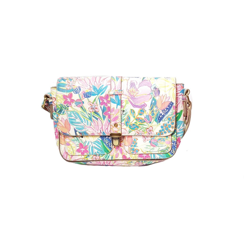 Accessorize Floral Cross Body Bag | Gently Used |