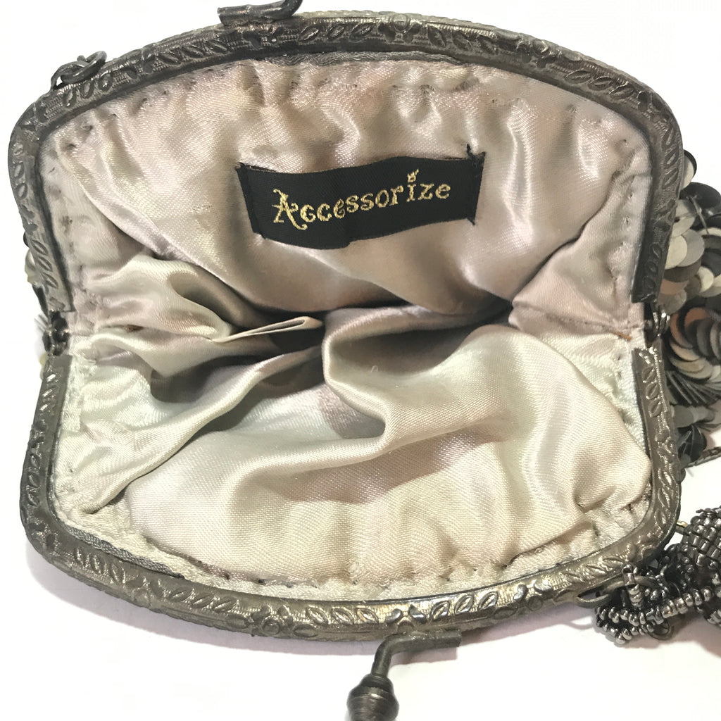 Accessorize Sequence Mini Clutch | Gently Used |