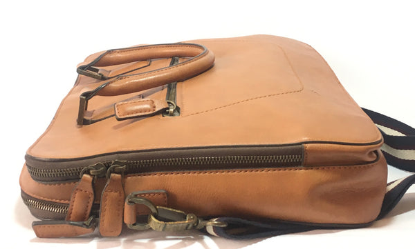 ALDO Tan Laptop Bag | Like New |
