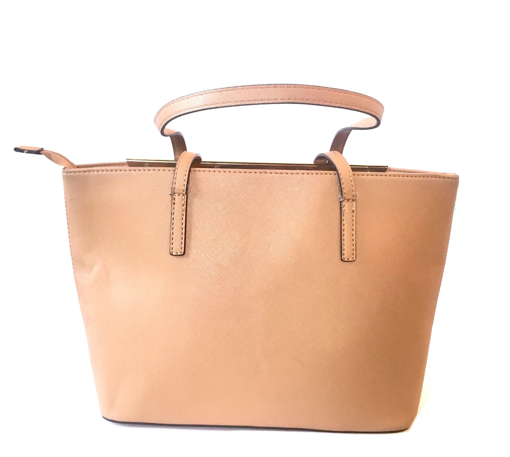 ALDO Beige Tote Bag | Pre Loved | - Secret Stash
