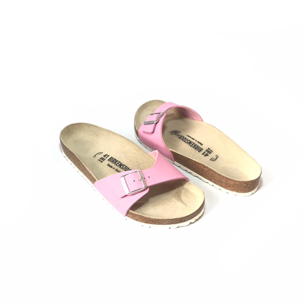 Birkenstock Madrid Pink Sandals | Like New |