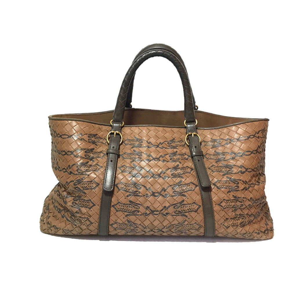 Bottega Veneta Intrecciato Nappa Limited Edition Tote | Pre Loved |