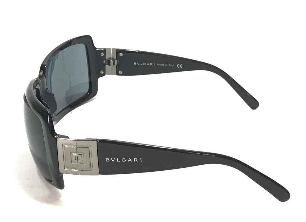 Bvlgari Black 501/87 Unisex Sunglasses | Pre Loved |