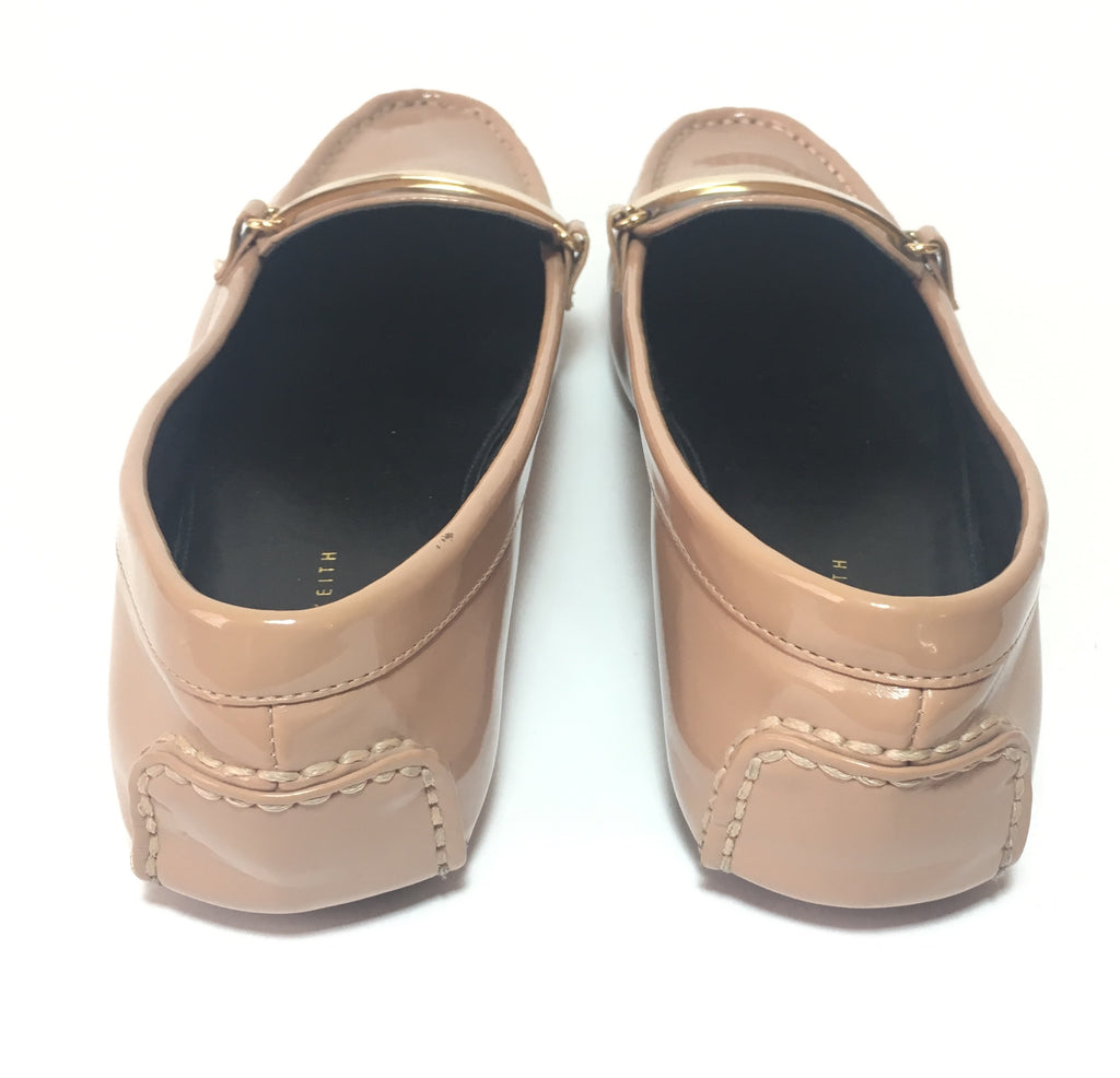 Charles & Keith Patent Leather Loafers | Gently Used | - Secret Stash