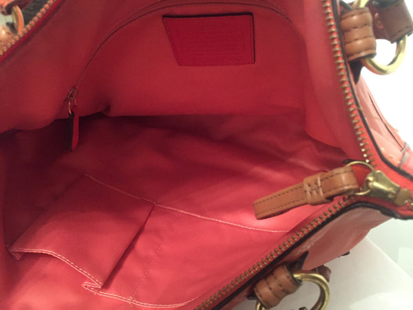 Coach Leather Tote Bag | Pre Loved | - Secret Stash