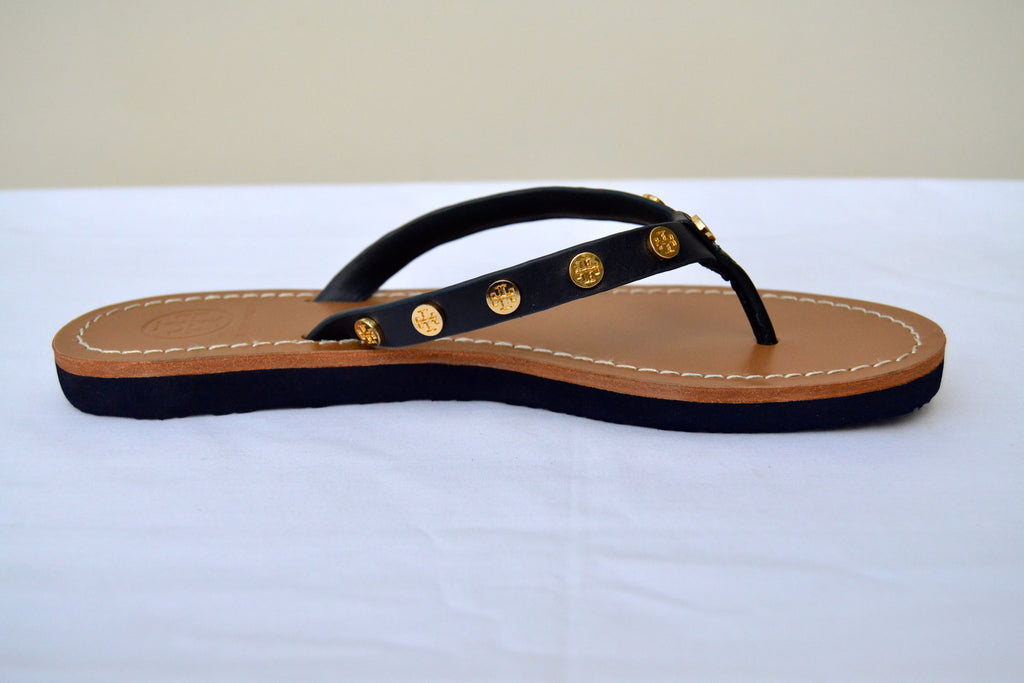 Tory Burch 'Ricki' Flip Flop Sandals | Brand New | - Secret Stash