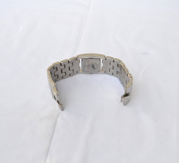 Guess Stainless Steel & Crystals Watch | Pre-loved | - Secret Stash