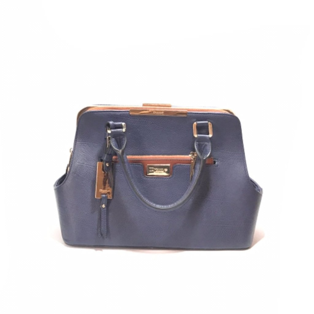 DUNE Navy Blue Tote Bag | Pre Loved |