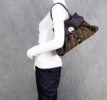 3b97e6dfa6cd Fendi Zucca Medium Magic Bag