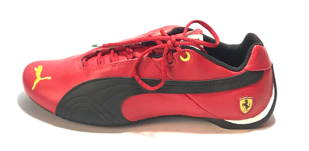 Puma X Ferrari Men's Red Sneakers | Like New |