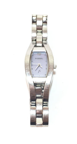 Fossil ES-9315 Stainless Steel Women's Watch | Pre loved |