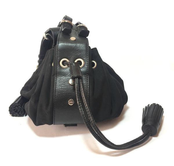 Givenchy Vintage Black Shoulder Bag | Pre Loved |