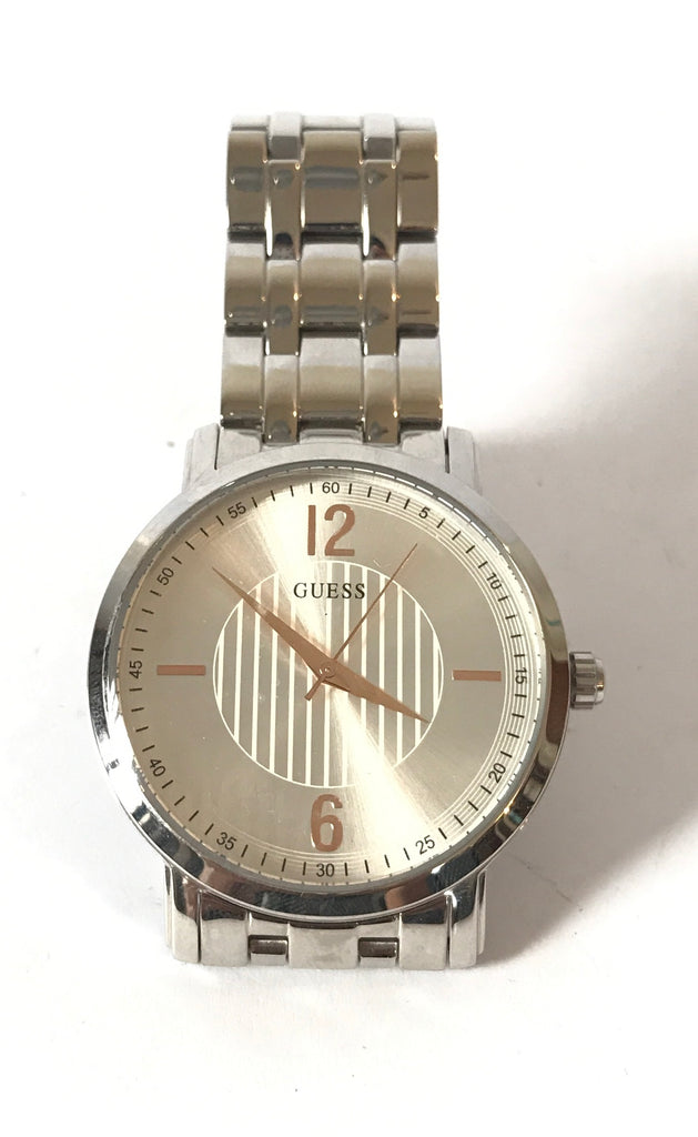 Guess Men's Stainless Steel Watch | Brand New |