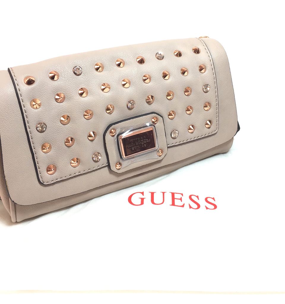 GUESS 'GEELA' Flap Cross Body Bag | Brand New |