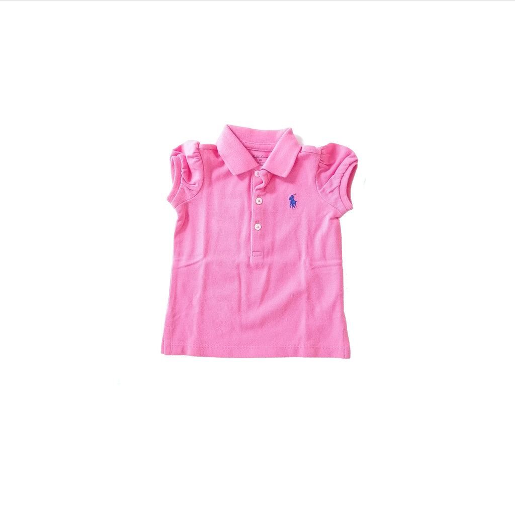 Polo Pink T Shirt(6 months)