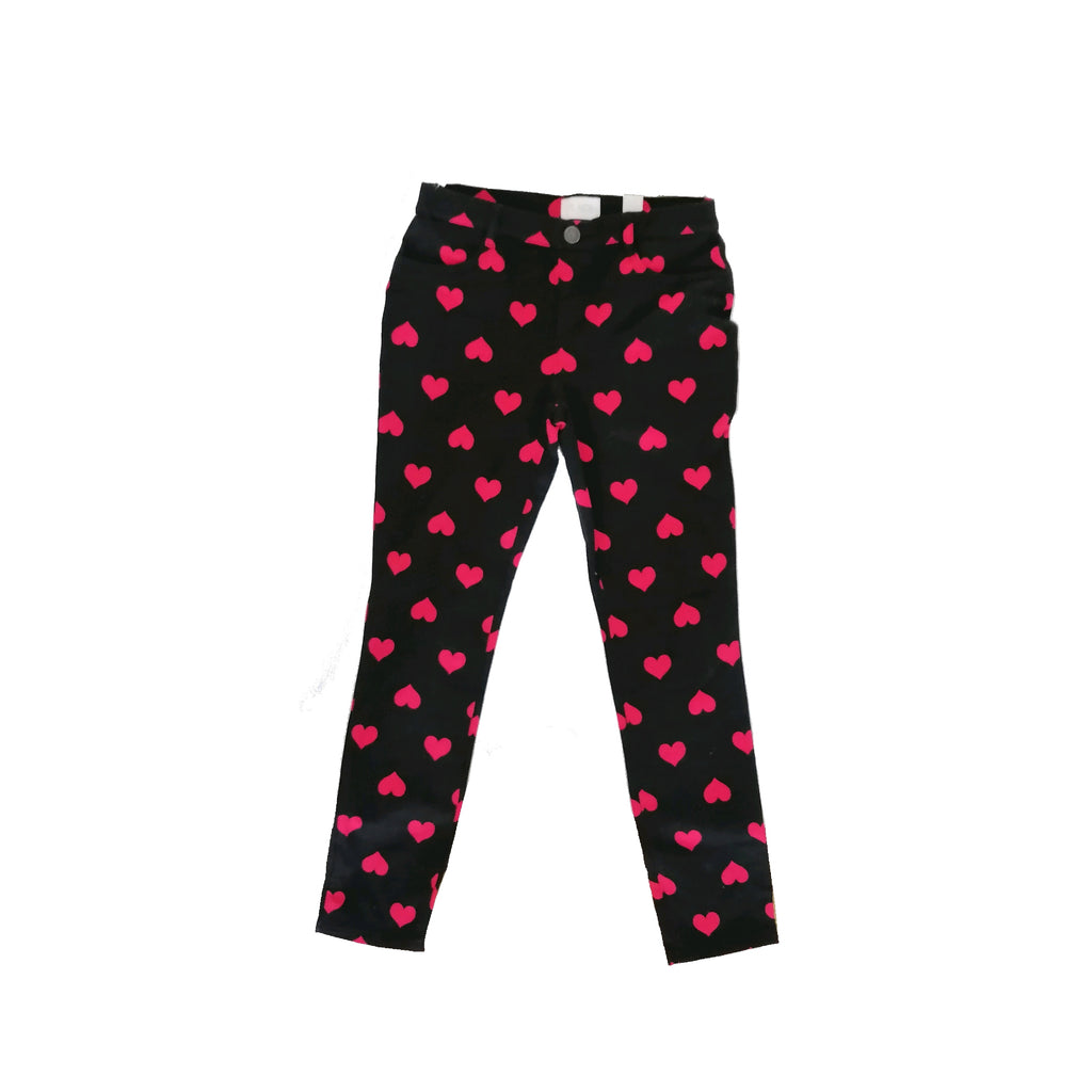 The Children's Place Red Heart Jeggings (size 10)