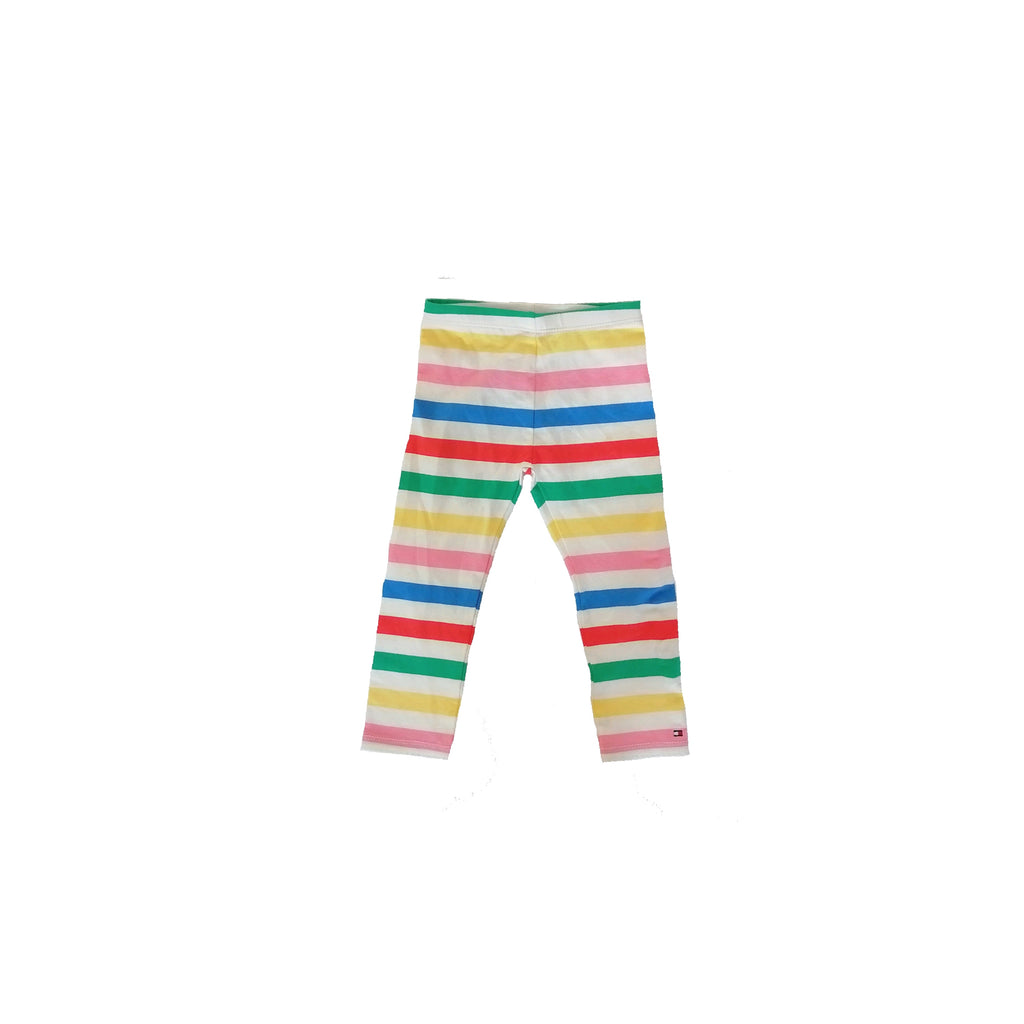 Tommy Hilfiger Striped Tights (2 years)
