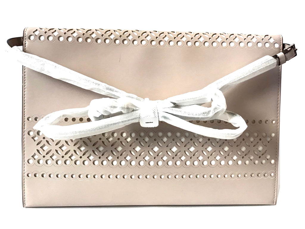 Charles & Keith Blush Pink Envelope Clutch | Brand New | - Secret Stash