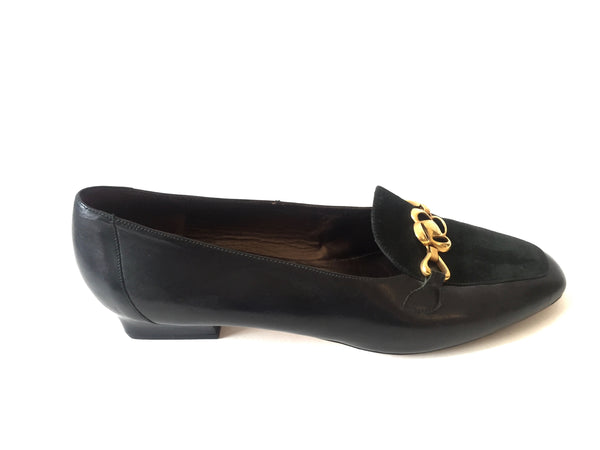 Bally Suede and Leather Loafers | Gently Used | - Secret Stash