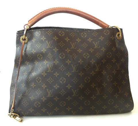 Louis Vuitton Monogram Canvas Artsy GM Bag | Pre Loved | - Secret Stash
