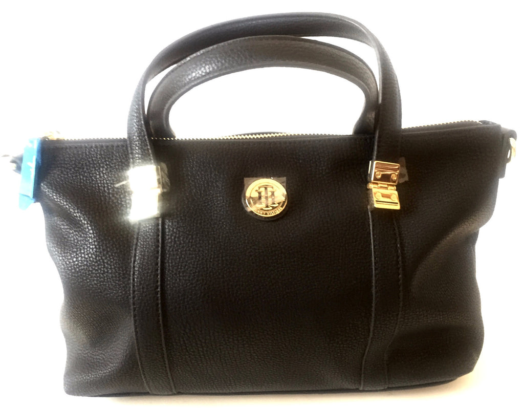 Tommy Hilfiger Black Tote | Brand New | - Secret Stash