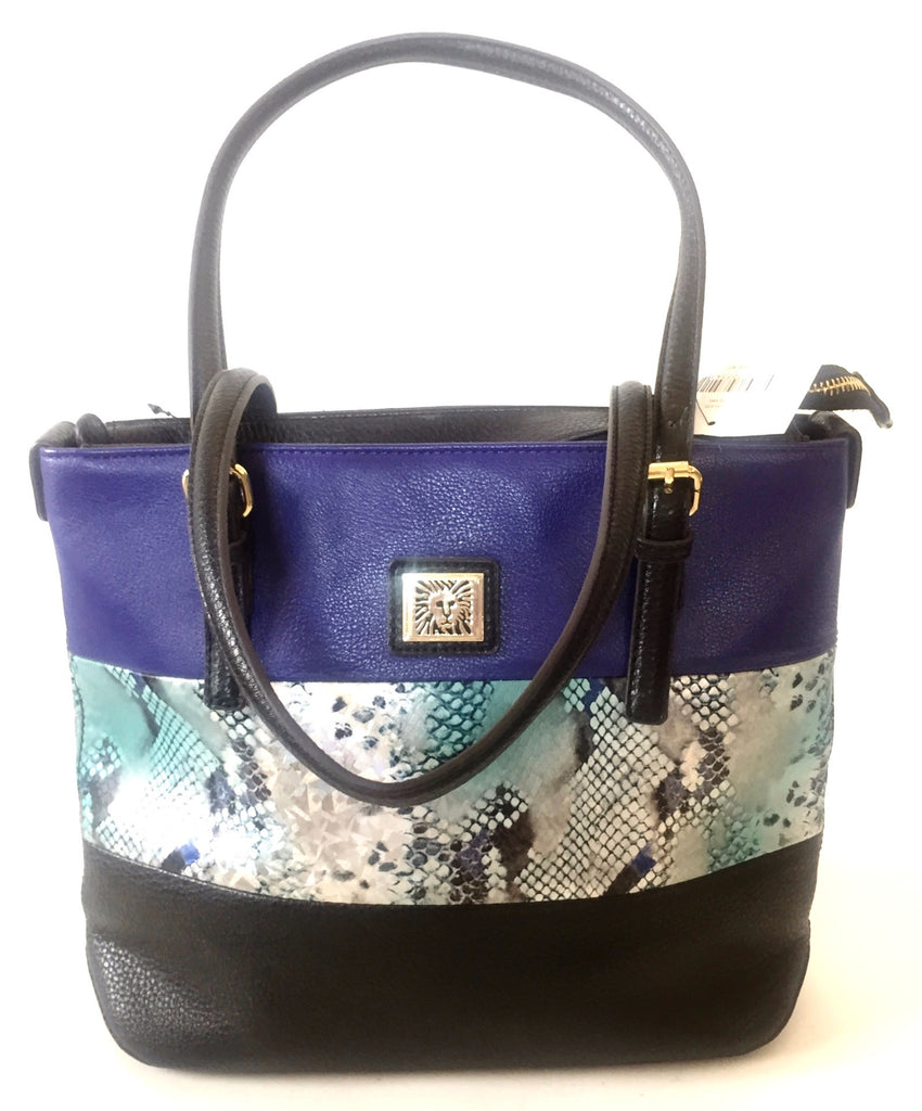 Anne Klein Medium Tote Bag | Brand New | - Secret Stash