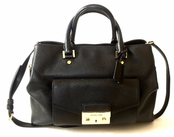 Michael Kors 'Haley' Large Leather Satchel | Gently Used |