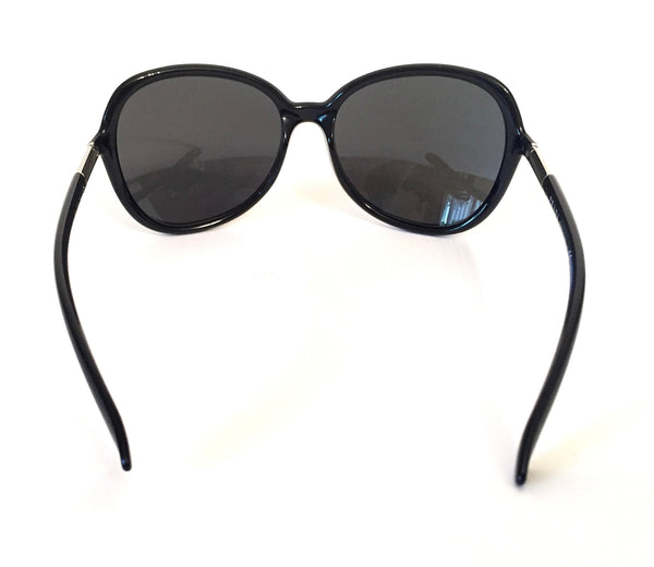 Prada SPR 25L Black Sunglasses | Pre Loved |
