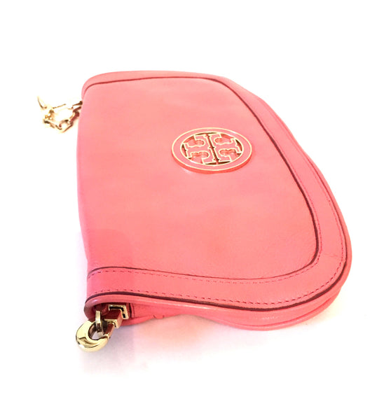 Tory Burch 'REVA' Leather Cross Body Bag | Gently Used | - Secret Stash