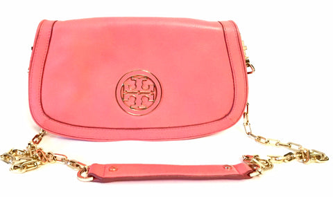 Tory Burch 'REVA' Leather Cross Body Bag | Gently Used |