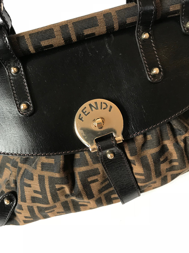 Fendi Zucca Medium Magic Bag | Pre Loved |