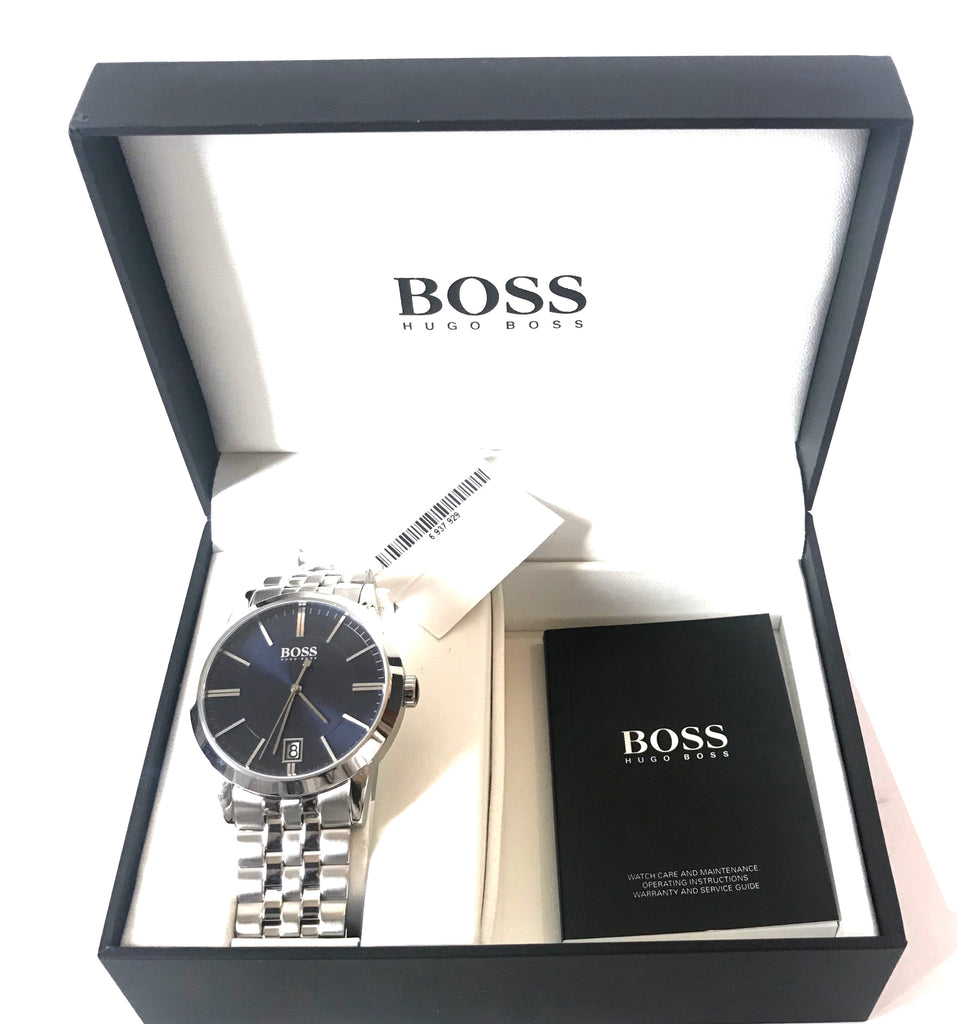 BOSS Hugo Boss Men's Stainless Steel Watch | Brand New | - Secret Stash