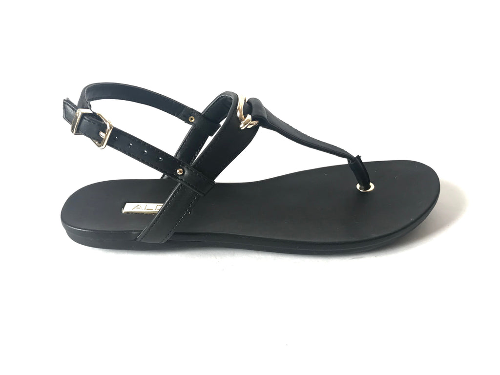 ALDO 'Gaella' Black Flats | Brand New | - Secret Stash
