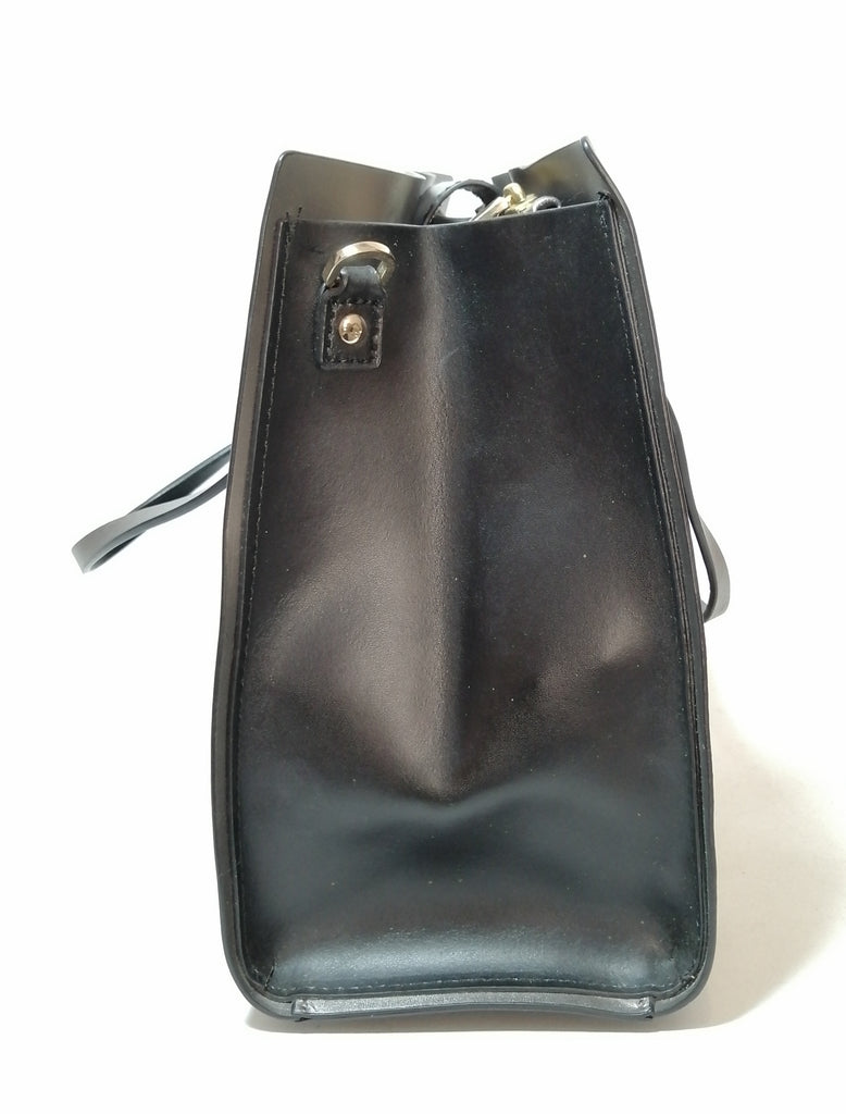 Kate Spade 'Arbour Hill Small Elodie' Black Leather Bag