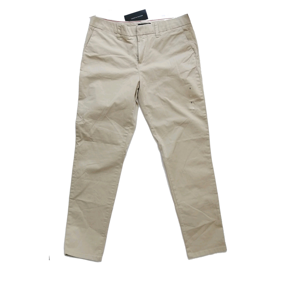 Tommy Hilfiger Beige Chino Pants
