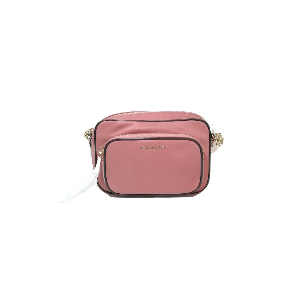 Michael Kors Rose Pink Leila Camera Bag