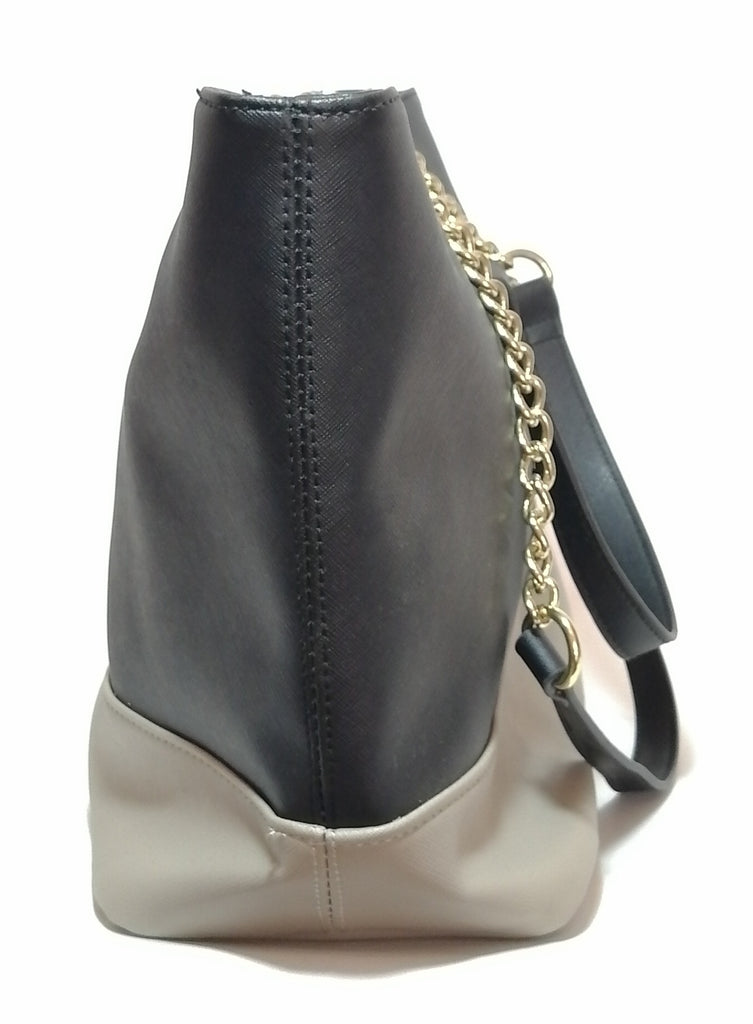 Kenneth Cole Reaction Black & Grey Tote | Like New |