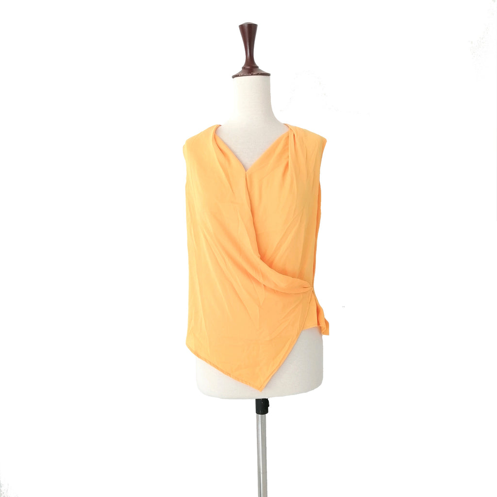 River Island Yellow Sleeveless Top | Like New |