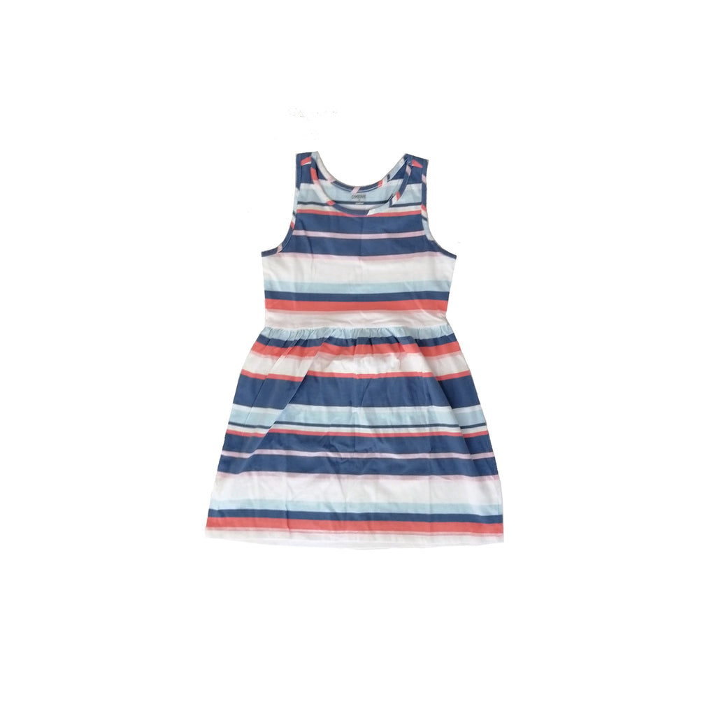 Gymboree Striped Dress (7 - 8 years)