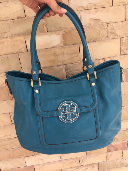 Tory Burch 'Amanda'  Easy Tote Bag | Gently Used | - Secret Stash