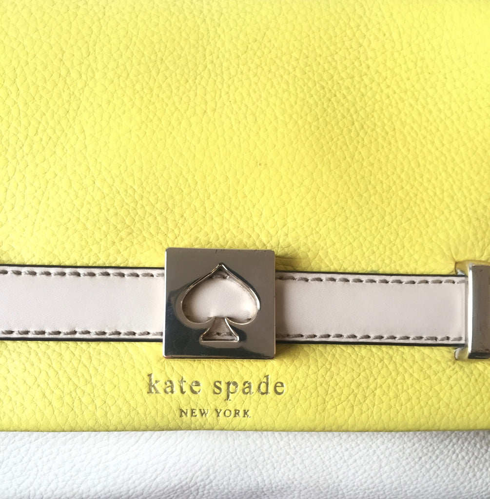 Kate Spade Leather Cross Body Bag | Pre Loved | - Secret Stash