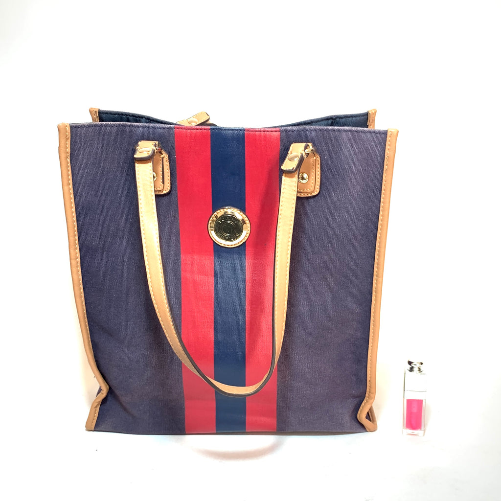 Tommy Hilfiger Denim Tote Bag | Pre Loved |