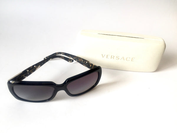 Versace 4190 Rectangular Sunglasses | Pre Loved | - Secret Stash