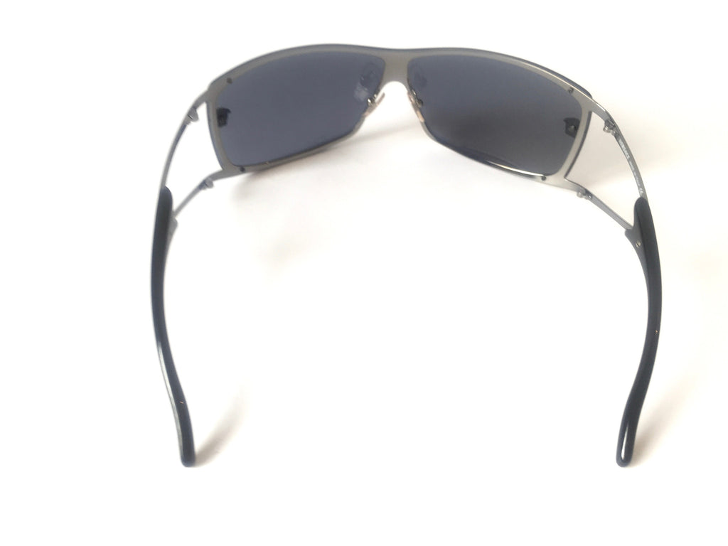 Versace 2048 Wraparound Unisex Sunglasses | Pre Loved | - Secret Stash