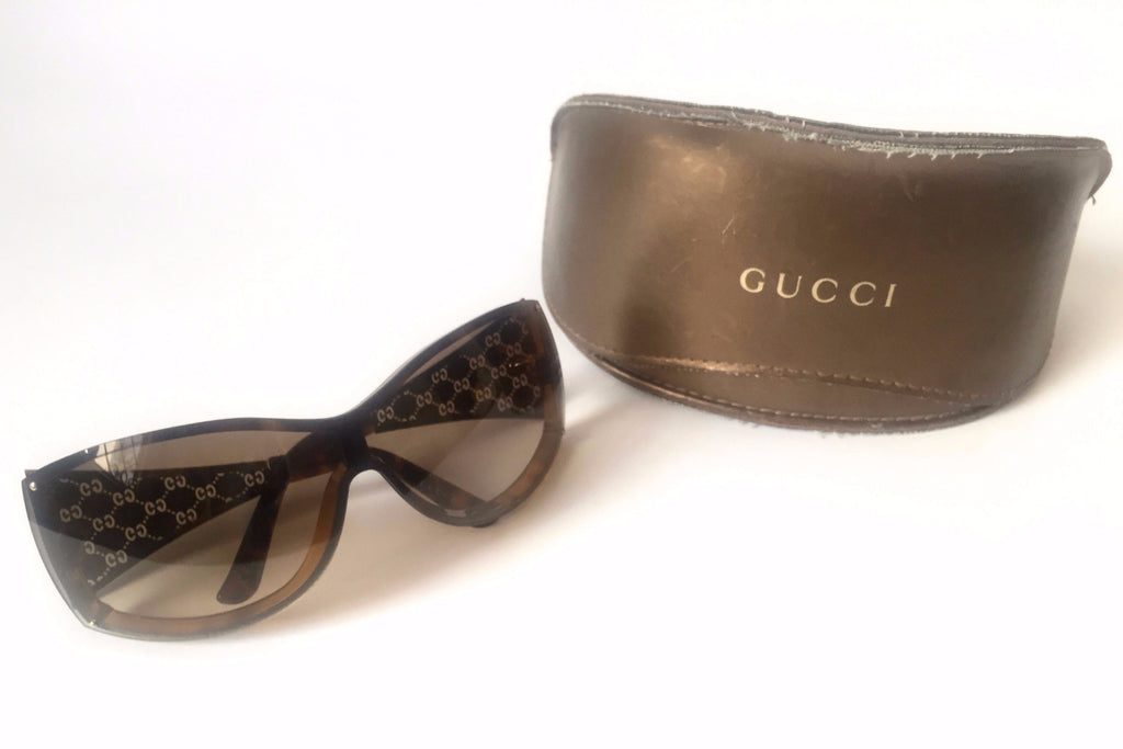 Gucci GG 2830/ S Unisex Visor Sunglasses | Like New | - Secret Stash